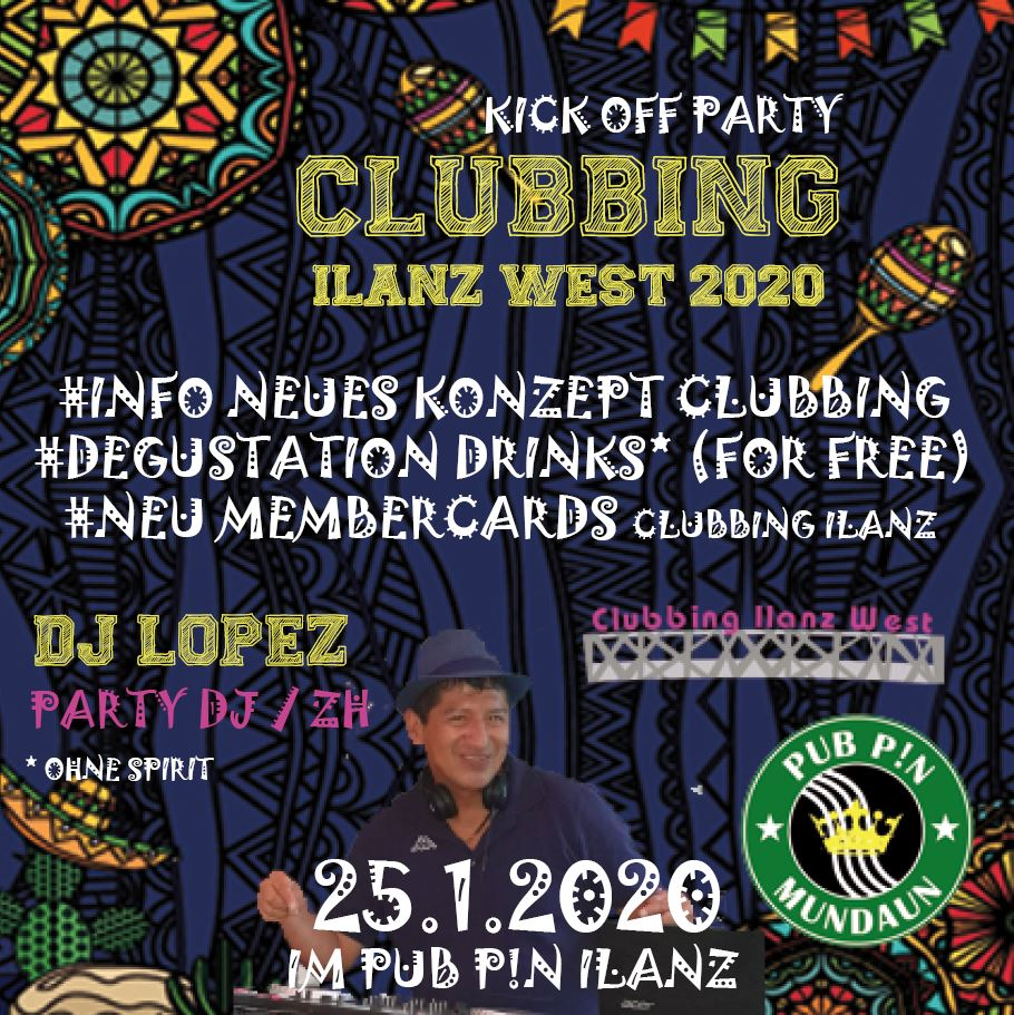 Clubbing Ilanz West